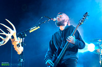 Seether live at The Wellmont Theater 01.17.15