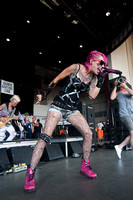 Icon for Hire on Warped Tour 2015