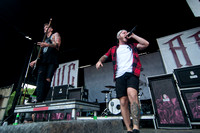 We Came As Romans on Warped Tour 2015