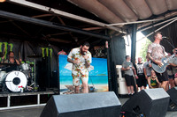 Senses Fail on Warped Tour 2015