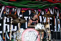 Pierce The Veil on Warped Tour 2015