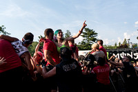 The Color Morale || Warped Tour 2016, Holmdel NJ 07.17.16