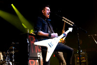 Theory of a Deadman live at Starland Ballroom NJ 02.28.15