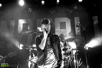 Anberlin live at Irving Plaza, NYC  11.16.14